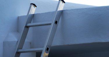 Echelle en Aluminium avec bouts renforcés