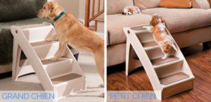 escabeau pour chien choisir son escalier pour chien comparatif des meilleurs escabeaux en 2017. Black Bedroom Furniture Sets. Home Design Ideas