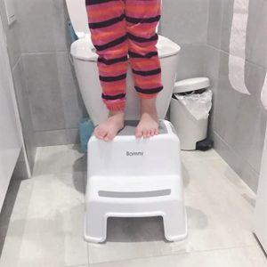 Escabeau toilette