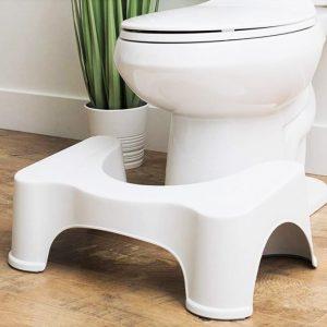 marche pied wc